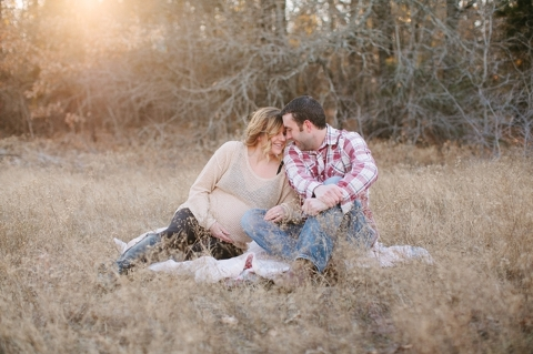 ft worth maternity photography