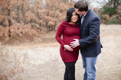 maternity photos in southlake