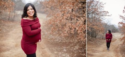 maternity photos in dallas