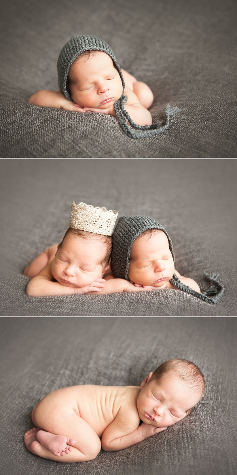 dallas fort worth newborn twin photography