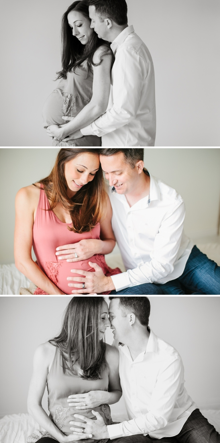 lifestyle maternity photographer in dallas fort worth