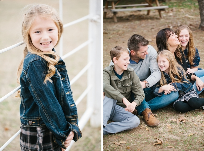 Colleyville family photography