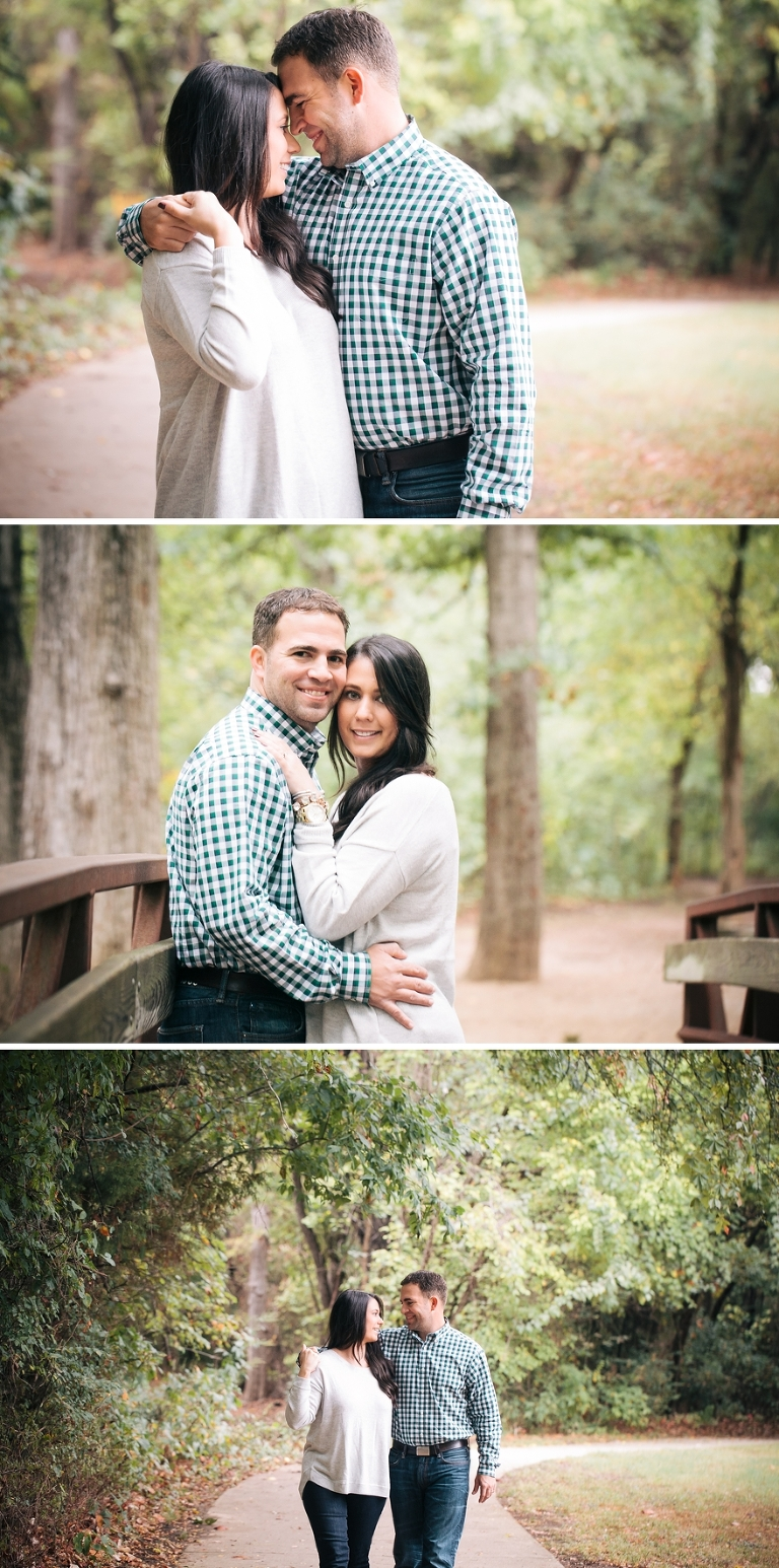 dallas fort worth engagement photography