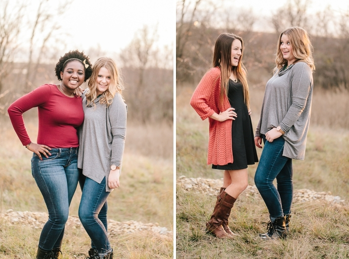 high school senior photos in roanoke tx
