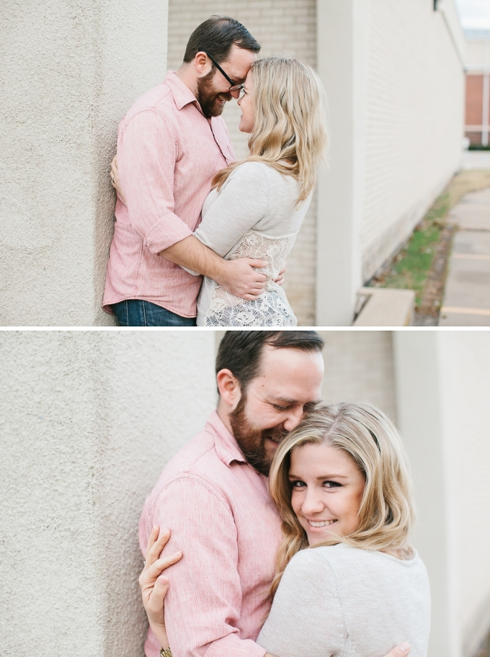 A downtown Grapevine engagement session with an urban feel. ©elisamichelene photography 2014