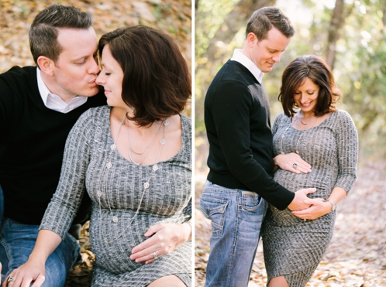 Colleyville Nature Center Maternity Session