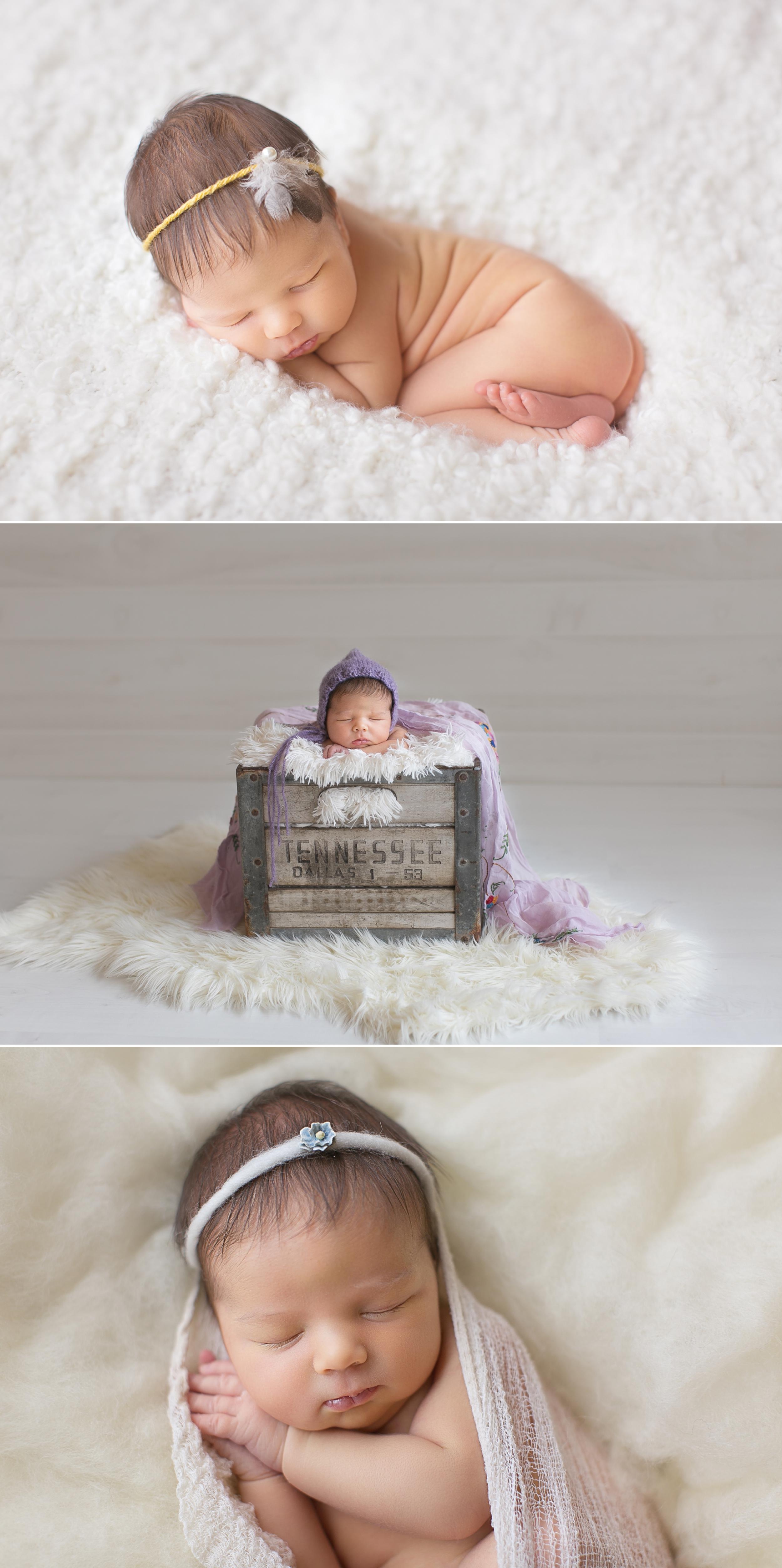 Argyle, TX newborn photography