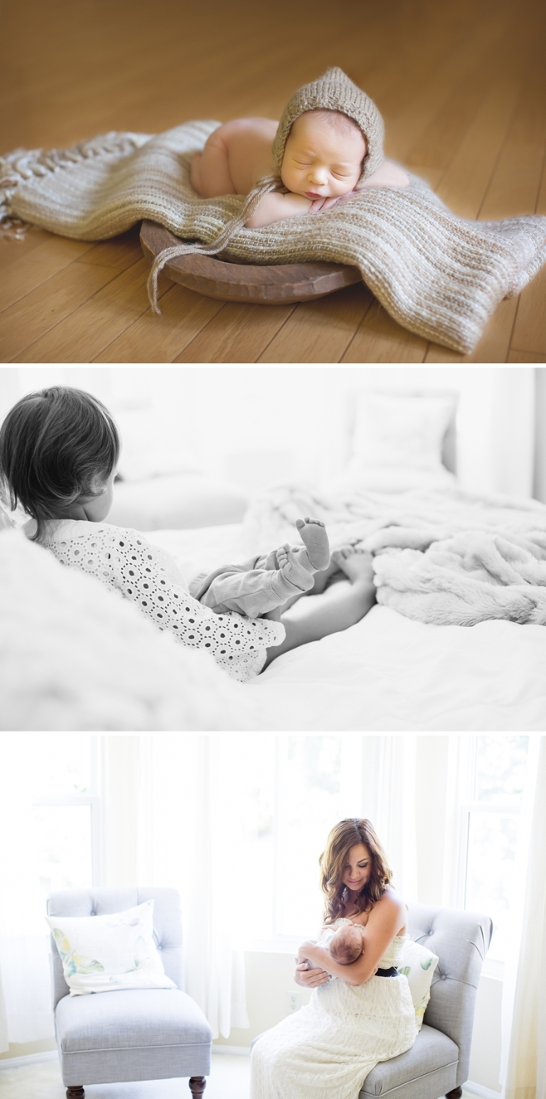 fort worth lifestyle newborn photography