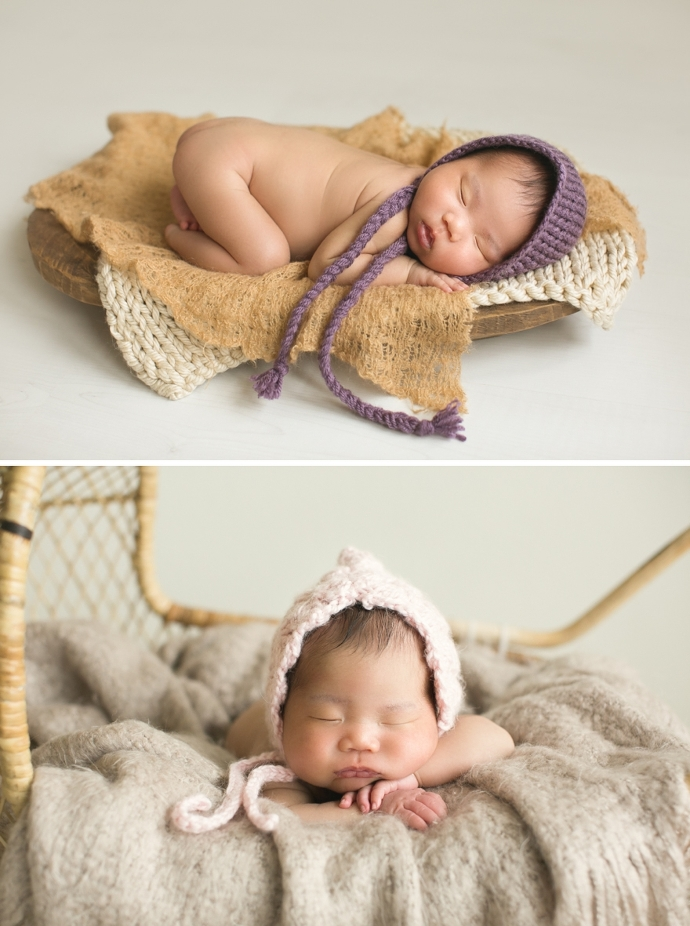 dallas, tx newborn portraits